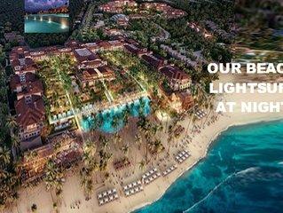 SeeNewMALLvideo 2story BAVARO BEACH VILLA +FREE ResortLopesanBavaroBeach +Chairs