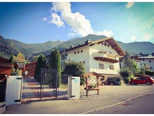 Chalet (2 Erwachsene) - kostenfreier Zugang zum VIP Tauern Spa