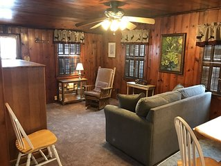Historic property is a comfortable peaceful  place to stay.