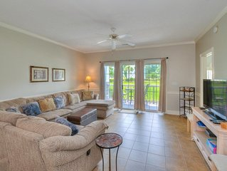 Newly Updated Flooring! Amazing 2 BR/2 BA Condo by the Pool!