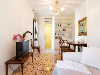 Ca Maria, bright and quite apartment in Venice