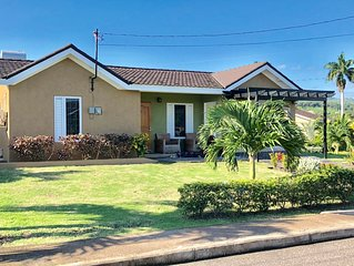 Crimson Heights is a three bedroom house, in a Secured Gated Community