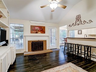 Spacious and Cozy 4 BR home in the heart of The Woodlands