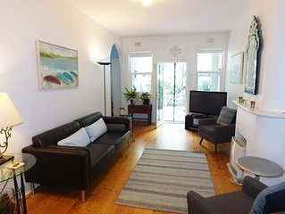 Garden Apartment in the Heart of Double Bay