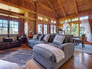 Peaceful Chalet at Trillium Lakes & Links/ Best Bedding Comfort/ 5 Star Reviews