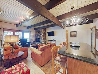 Timberline Ski-In/Out~Pool~Hot Tub~Fireplace~Shuttle~Restaurant