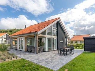 Zonnedorp 6 Ferienvilla mit moderner, stimmungsvoller Ausstattung