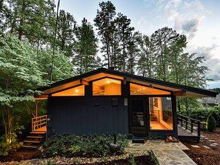 Original Midcentury Modern 'Glass House on Hyco'