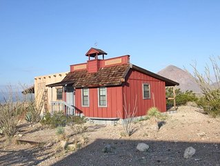 Big Bend Lodging at Ten Bits Ranch | Room #2 (The School House)