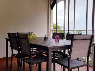 Villa 8 pers avec Piscine à 300 mètres de la plage
