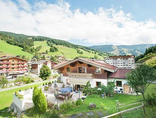 Comfortable Apartment in Saalbach-Hinterglemm near Ski Area