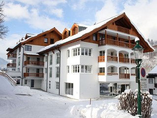 Classic Apartment near Ski Area in Leogang