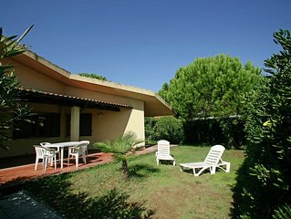 Modern Holiday Home in Giannella Italy with Private Garden