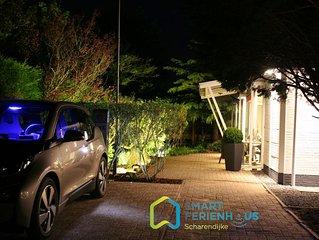 Smart Ferienhaus, auf einem 620 qm , ruhig gelegen und rundum blickgeschützt