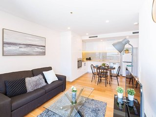 Stunning 1Bed Apt * Heart of SouthBank-Brand New