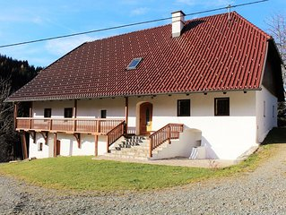 Spacious Holiday Home with Sauna in Eberstein