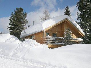 Spacious Chalet near Ski Area in Turracherhohe