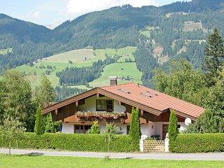 Beautiful Apartment near Ski Area in Kirchberg