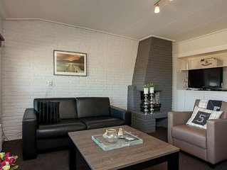 Modern Apartment in Katwijk with Garden