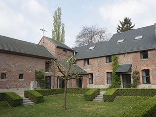 Beautiful former monastery completely renovated into a holiday residence.
