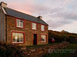 Brandon Bay Cottages, Stone Farmhouse - 4 bedroom