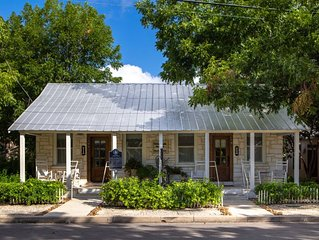 Downtown New Braunfels - Historic Telegraph Station #1 - 1 Block From Tube Chute