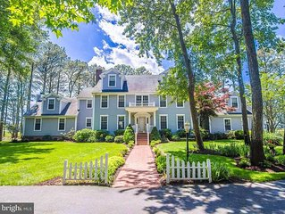Deerfield Farm - Waterfront Estate on 56 Acres in Berlin, MD (South Point)