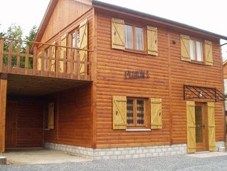 Cozy Holiday Home in La Roche-en-Ardenne with Sauna