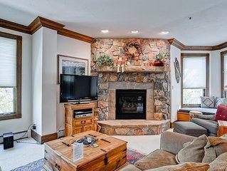 McCoy Peak Lodge 102 - One Bedroom