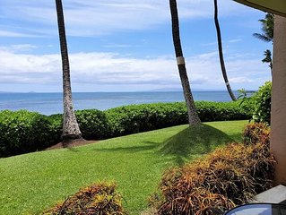 Island Sands One Bedroom Ocean Front Condo #109