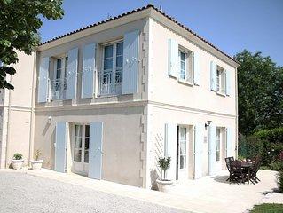 Belle villa 4 *  conviviale  et familiale au coeur de Rochefort