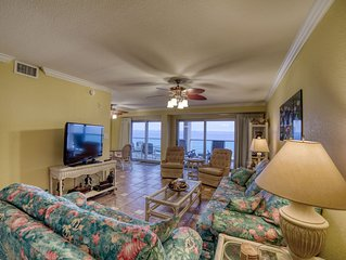 Read our reviews! Beach front - 7th Floor!  Family owned and managed!