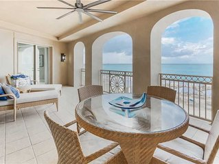 3BR, Ocean Front, Private Residence 207 at The Ritz-Carlton, Grand Cayman