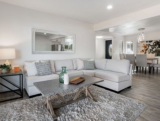 �4BR/2BA☀️Stylish Modern Home☀️near BART�Parking