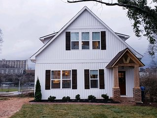 River View Home in Downtown Knoxville