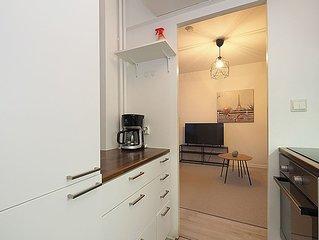 Stylish Scandinavian 2 room apartment