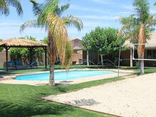Amazing 5BR Villa! 5min drive Coachella+Stagecoach