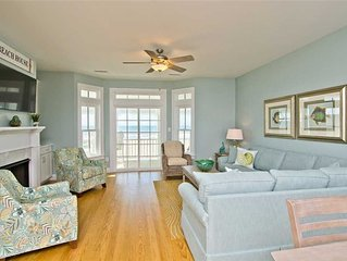 Driftwood Dreams: 5 BR / 4 BA house in Atlantic Beach, Sleeps 10