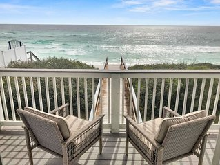 Gulf Front Condo - Close to Alys Beach and Rosemary
