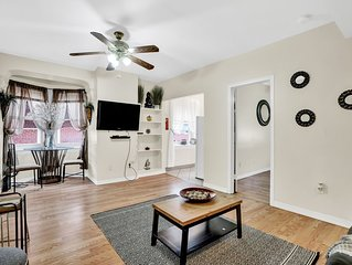 Tranquility in Center City / Step Into the Action Near Metro