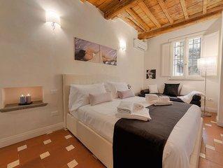 Sweet Home al Carmine, con giardino privato nel quartiere più cool di Firenze