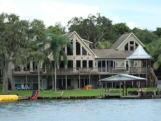 Beautiful 11 Bedroom 7 Baths INCLUDING Separate Studio on Lake June
