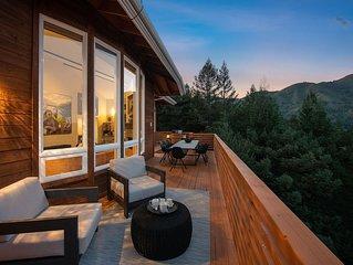 Luxurious Mansion on Mt. Tamalpais