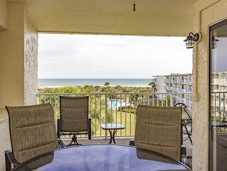 SUMMER SPECIAL! Newly Renovated Direct Ocean View at Colony Reef Club 3403