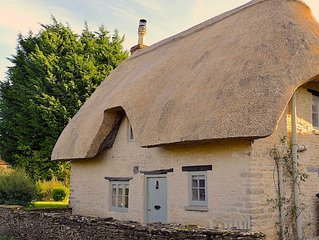 The Perfect Cotswold Cottage for Two