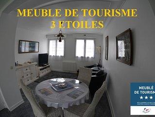 Bel appartement dans une rue pittoresque de Lorient - Carnel