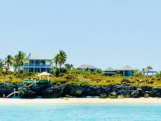 Exclusive private Luxury Oceanfront Estate w/ lagoon pool, jacuzzi , 4 kayaks