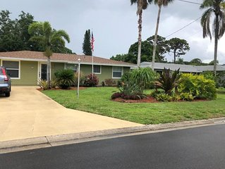 Charming Family Home Within Short Distance To Downtown & Beach.