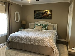 'The Lost Mermaid'....Great value located steps from the Emerald Coast!
