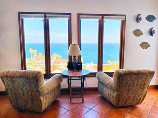 Romantic Condo in Hamilton Cove, Catalina with Golf Cart. NO PETS PLEASE